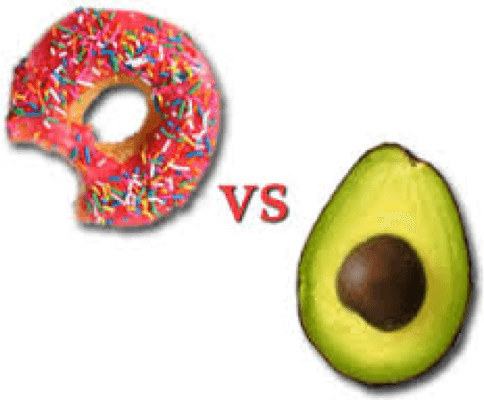 donut-vs-avocado
